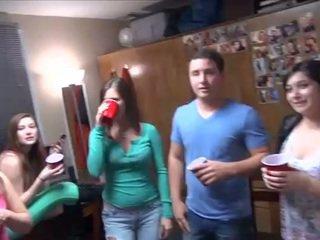 ideaal college film, dronken, partij vid