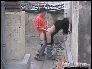 voyeur, ngoài trời, ẩn webcam
