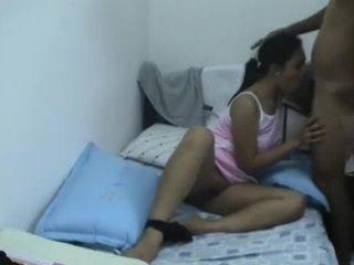 Asiatique ado baise sur cam vidéo
