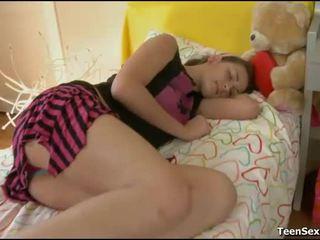 groot bedroom sex video-, ideaal slapen film, sleeping porn gepost