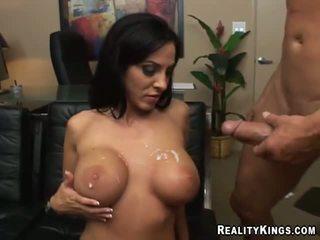 beste hardcore sex mov, ideaal grote lullen, grote borsten video-