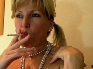 A fumar em vermelho slinkystylez leggins