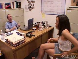 brunette, nominale orale seks gepost, kijken deepthroat video-