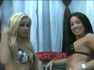 Agatha Meirelles e Monica Santiago