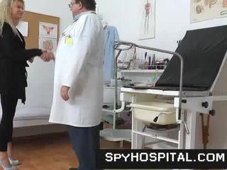 陰道, 醫生, 隱藏的攝像頭