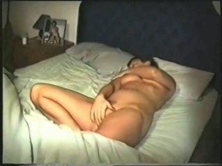 Yvonne In Bed Nude