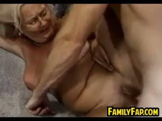babička, výstrek, old + young
