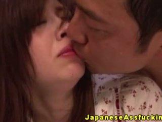 Japānieši pieauguša gets pakaļa ravaged