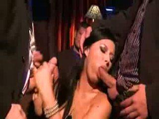 Sexy Anna Polina gangbang Video