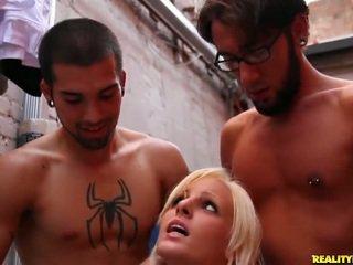 heetste plezier video-, realiteit tube, tiener hardcore film