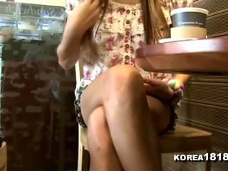 voyér, masáž, kórejčina