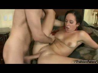 hottest brunette, watch hardcore sex, big dick most