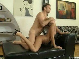 zien hardcore sex, een blondjes scène, hard fuck porno