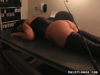 Horsewhipped Huge Babe