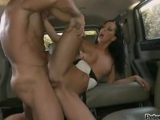 Bpmbastic Larissa Dee Receives Her Cunt Thumped By A Rock Hard Cock