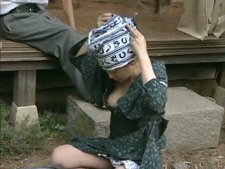 Japanisch horniest hausfrau je