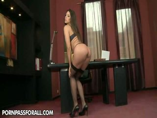 heet brunette seks, hq europese neuken, echt medium ass video-