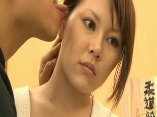 Japonské av modelka