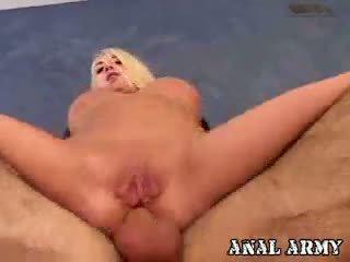 meest kindje, anaal thumbnail, vers blond