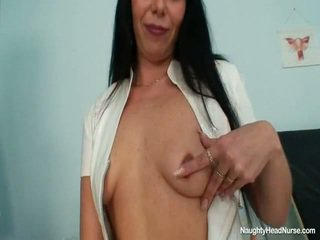 Beginner Mom Id Like To Fuck Magda Opens Fuzzy Wuzzy Up Close