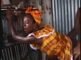 Warga afrika coklat faraj video