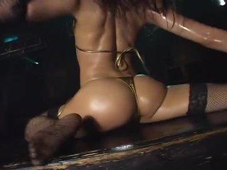 dans, ideaal bikini actie, beste olieachtig mov