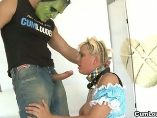 Jenny one and frankie in anal punishment