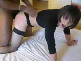 crossdresser all, watch anal more, nice interracial fresh