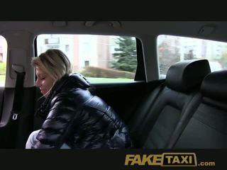 Faketaxi randy blond milf loves the riist