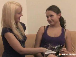Loving lesbička teenages