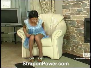 controleren femdom, gratis strapon klem, vers mengen
