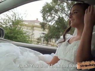 عروس إلى يكون amirah adara ditched بواسطة لها fiance و مارس الجنس بواسطة stranger فيديو