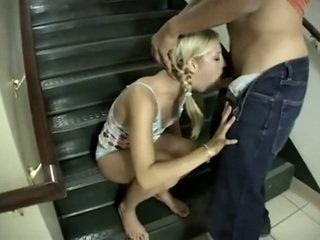 nieuw orale seks thumbnail, deepthroat neuken, meer tieners vid
