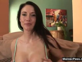 online brunette, orgasm, hq perky quality