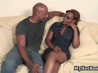 u bbc scène, heet pijpbeurt film, zwart porno