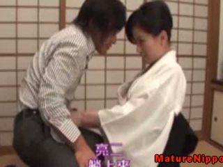 brunette video-, heetste japanse neuken, kijken pijpbeurt