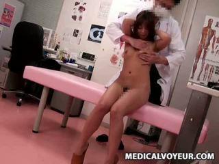 Gynecologist Orgasm Spycam 2