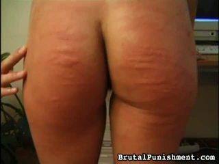 אכזרי punishment מתנות גבייה של הארדקור סקס וידאו