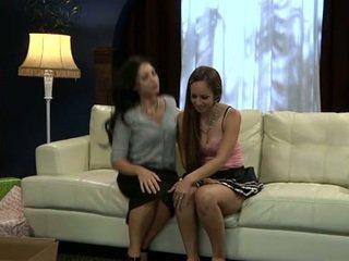 brunette, orale seks gepost, speelgoed porno