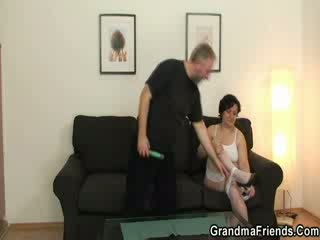 doll shaft for mature puss on birthday
