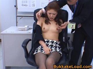 japanse seks, oosters film, online kut en dildo klem