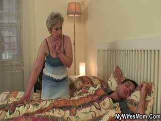 Great fuck of mature whore
