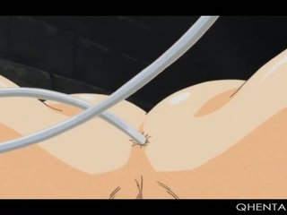 Hentai Teen Maids Serving Their Master Fuck His Big Cock