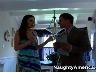 Samantha ryan iekšā sleaze america xxx video!