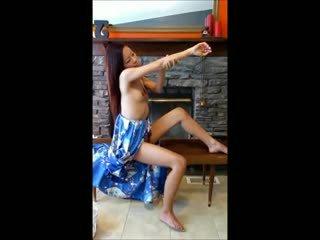 Pattaya-Pussy in Kimono