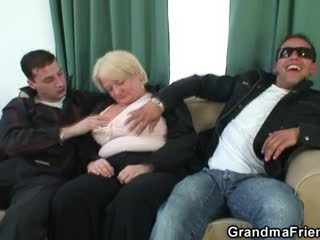 ideal old new, grandma, all granny