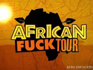 fresh riding clip, more african, ebony