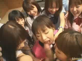 ver japonês diversão, meninas quente, assistir vizinho mais quente