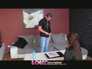 Love Creampie Accidental Casting Creampie For Female Agent