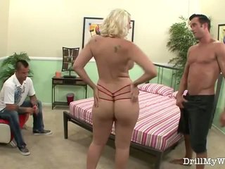 all mature nice, new wife hot, more blonde all